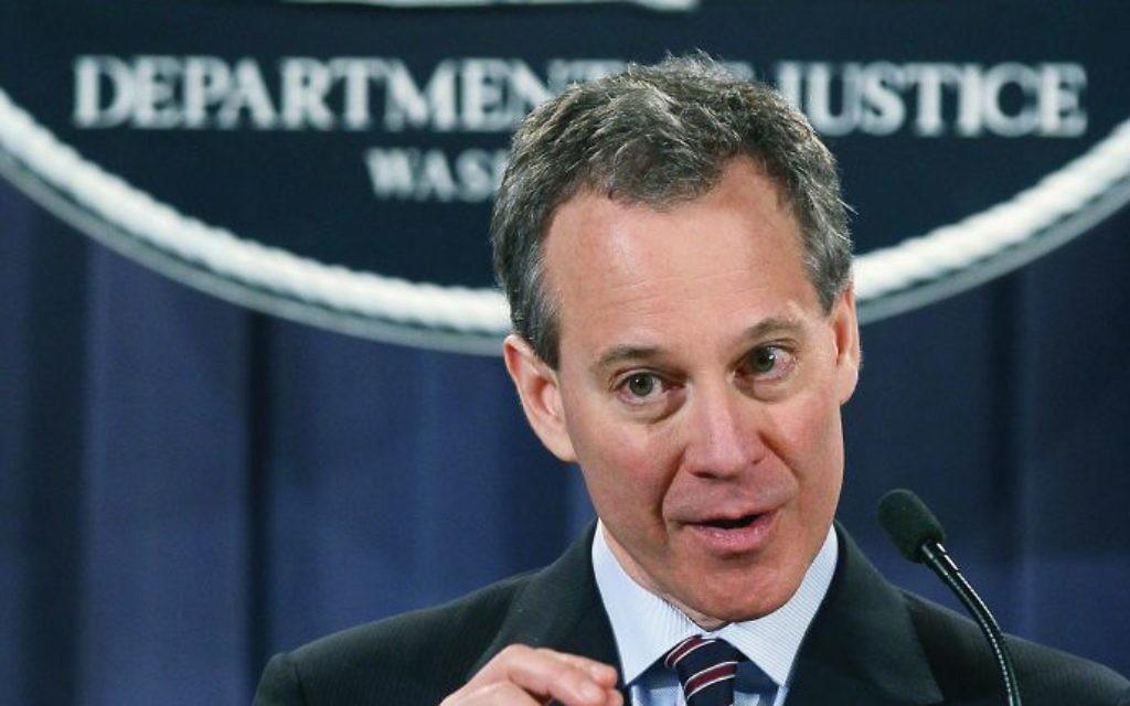 New York Attorney General Eric Schneiderman. Getty Images