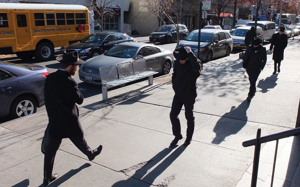 Crown Heights has seen three attacks in the last three weeks. Michael Datikash/JW