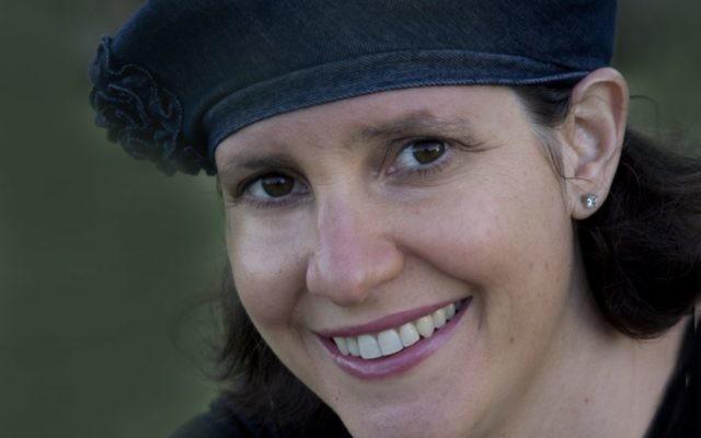 Rabbi Sara Hurwitz. Credit Melanie Hurwitz