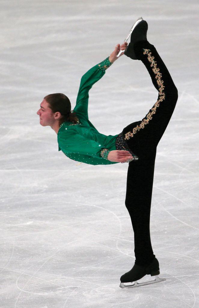 Jason brown figure skater dating