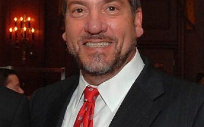 Rabbi Yechiel Eckstein at the 25th anniversary of the International Fellowship of Christians and Jews. Wikimedia Commons/Fellowship