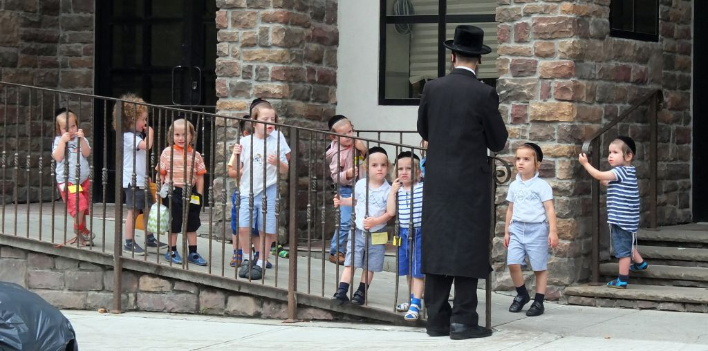 Don't Know Much About History: Inside The Battle To Improve Chasidic Education