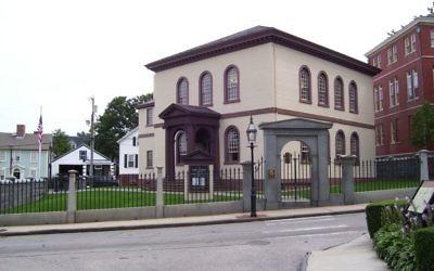 Touro Synagogue. Wikimedia commons