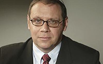 Rabbi Mark Dratch, executive vice president of the Rabbinical Council of America.