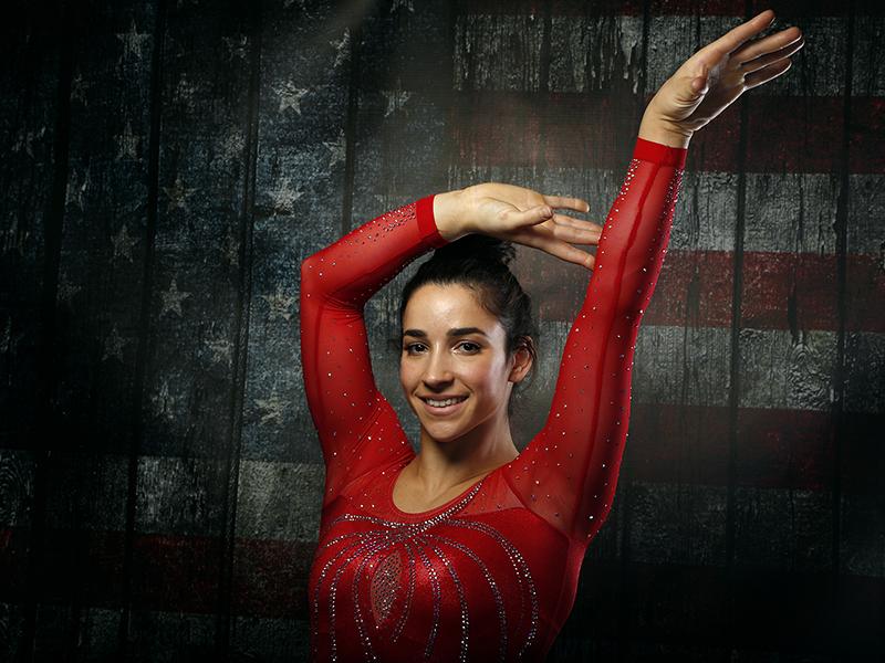 Gymnast Aly Raisman One Of The Top Jewish Athletes To