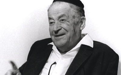 For many secular Israelis, Agnon's work remains elusive and obscure. Wikimedia Commons