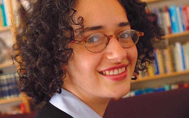 Rabbi Ayelet Cohen