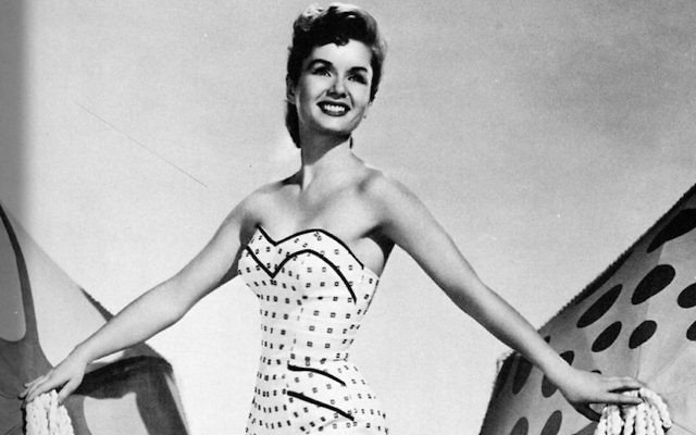 Debbie Reynolds shown in a photo from early in a career as a film star and entertainer that would span six decades. (Flickr Commons)