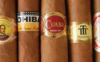 Where there's smoke… : Prime Minister Netanyahu is being investigated for accepting Cuban cigars as a gift. Wikimedia Commons