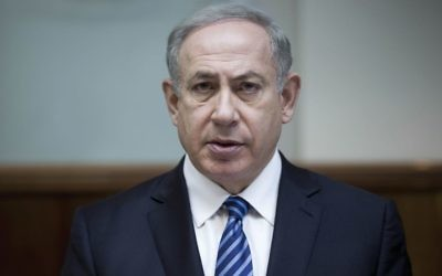 Netanyahu: Taking settler demands so far, but not all the way to annexation? Getty Images