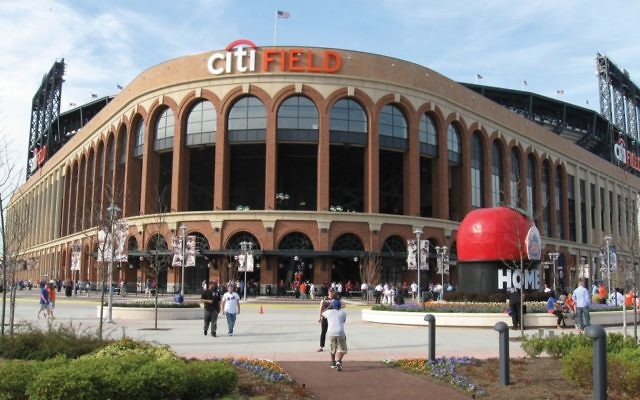 Jewish studies on bais; orthodox union all-day study program will take place at home of New Yorl Mets. Wikimedia Commons