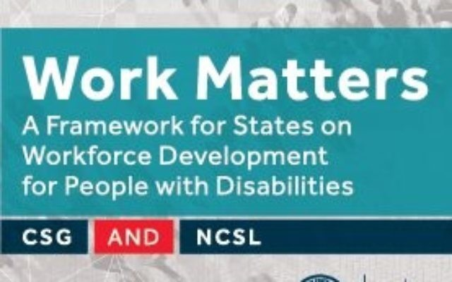 CSG Special Report: Work Matters