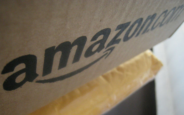 Amazon package. Flickr CC