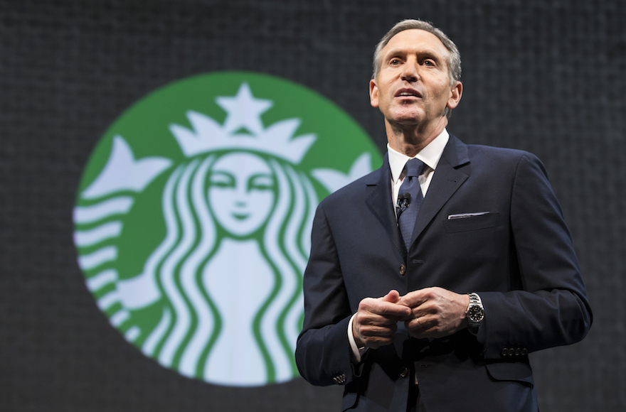Former Starbucks Ceo Howard Schultz Seriously Thinking Of Running