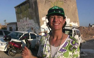 "Women in Green's Nadia Matar: Part of the ""sovereignty"" lobby."