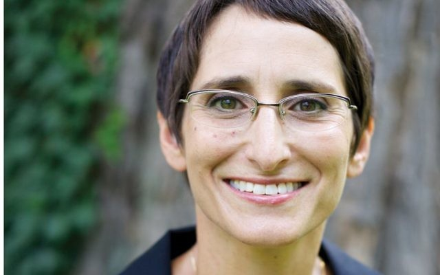 """Rabbi Andrea Weiss: Found solace for current political climate in Bible verses. """"That is why we study Torah."""""""