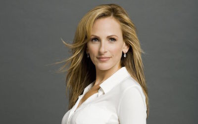 Actress Marlee Matlin. Courtesy of Ruderman Family Foundation