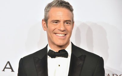 Andy Cohen at the 15th Annual Elton John AIDS Foundation benefit at Cipriani Wall Street in New York, Nov. 2, 2016. (Theo Wargo/Getty Images)