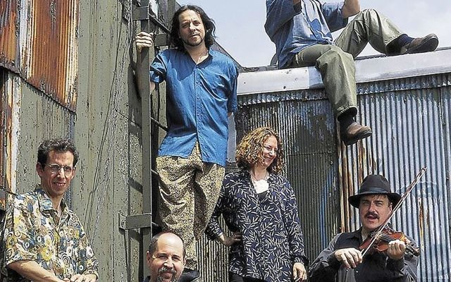 The Klezmatics, circa 2000, were part of the klezmer revival, funded in its early days by the NEA. Wikimedia Commons
