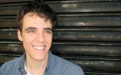 """""""If I Forget"""" playwright Steven Levenson. Courtesy of Steven Levenson"""