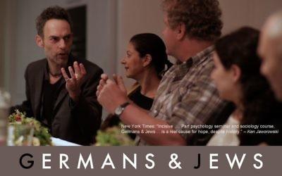 Tal Recanati's film plays at Symphony Space on Saturday, April 8. Via germanjews.com