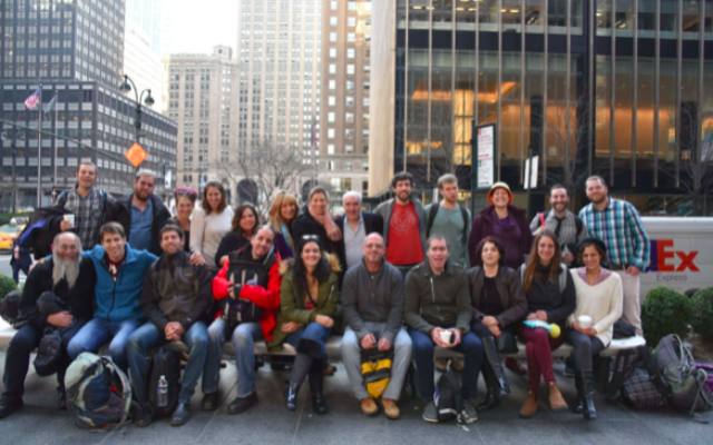 OneFamily's orphan's division visits New York for a week of healing and recreation. Courtesy