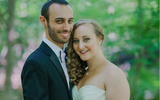 Mitch and Rebecca were married on August 28, 2016 at Congregation B'nai Jacob in Woodbridge, Connecticut. Courtesy of The Brenizers