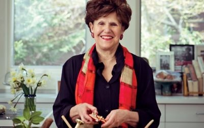 When it comes to food, Nathan says, memory and authenticity can be deceiving. Gabriela Herman