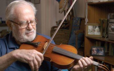 "The Oscar-nominated ""Joe's Violin"" screens next week at JCC Manhattan."