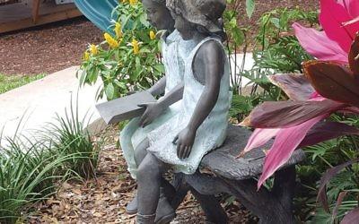 The Boca Raton Children's Museum is tucked into a grove of banana and mango trees. Photos by Hilary Danailova/JW