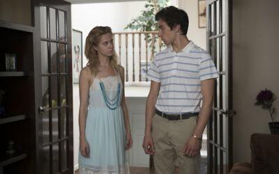 "Sasha K. Gordon and Alex Ozerov in David Bezmozgis' ""Natasha."" Menemsha Films"