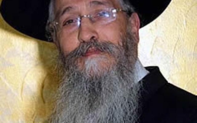 Rabbi Mender Deitsch. Courtesy of Chabad.org