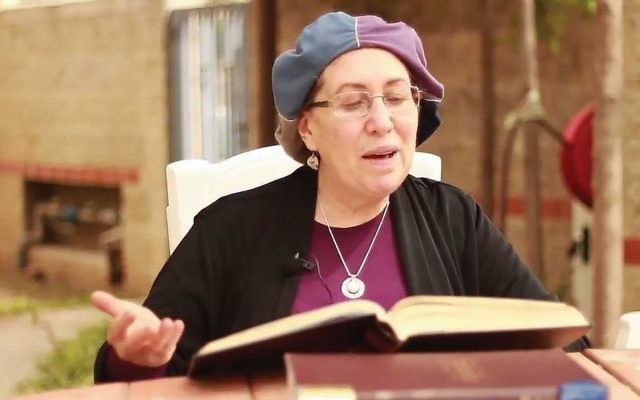 Rabbanit Chana Henkin: Advanced learning opportunities for Orthodox women have drawn less opposition in Israel than in the United States. Wikimedia Commons