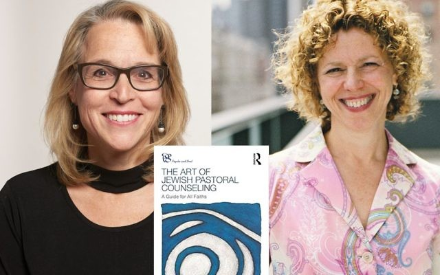 "Rachel Yehuda, left, and Michelle Friedman co-wrote ""The Art of Jewish Pastoral Counsel: A Guide for All Faiths."""