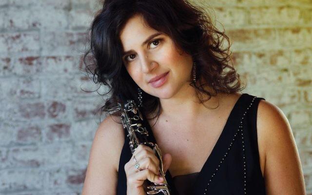 Anat Cohen continues her exploration of Brazilian sounds next week. Anatcohen.com