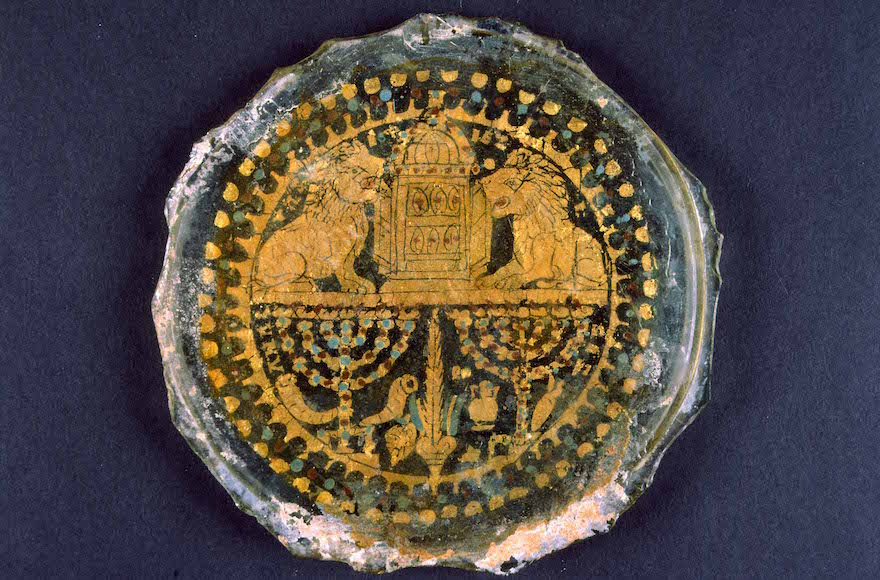 These Stunning Menorah Depictions Are On Display In The Vatican And