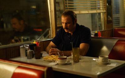 "Liev Schreiber as Chuck Wepner in the film ""Chuck."" (Sarah Shatz/Courtesy of IFC Films)"