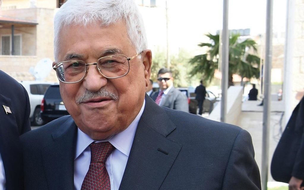 Palestinian Authority President Mahmoud Abbas wants to gain control of Gaza from Hamas. Getty Images