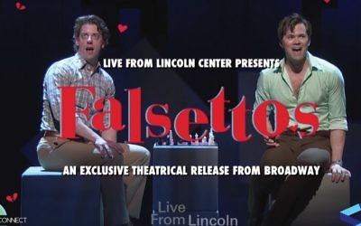 """Falsettos,"" the film, at Sunshine Cinema."