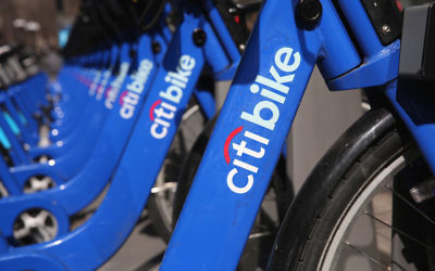 A former Israeli youth tennis star and coach is the first person to die while using Citi Bike, New York City's bicycle-sharing service. JTA