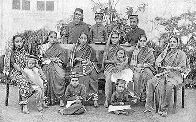 India's Jewish community, with roots in three cities, is believed to date back several hundred years. Wikimedia Commons