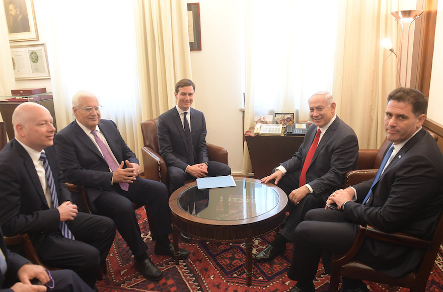 Heather Nauert Porn Motion - US Ambassador To Israel Sits In On Special Envoy's Meeting ...