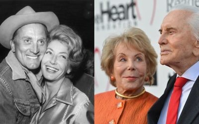 In new book, Kirk and Anne Douglas speak candidly about their 63 year marriage. Getty Images