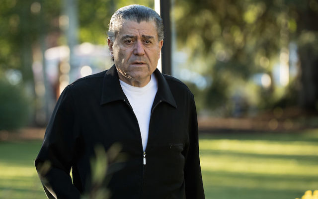 Haim Saban attending the annual Allen & Company Sun Valley Conference in Sun Valley, Idaho, July 7, 2016. (Drew Angerer/Getty Images)