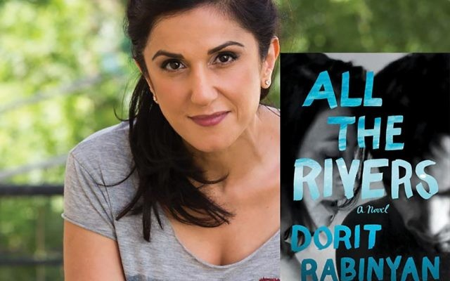 Dorit Rabinyan's novel about a Jewish-Palestinian romance attracted both support and criticism in Israel. Ziv Koren