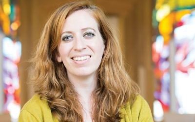 """Rabbi Bronwen Mullin: Link between rabbinical tradition and the arts """"to cultivate empathy."""""""