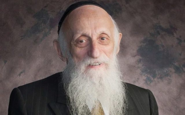Wisdom for all: Rabbi Abraham Twerski attributes much of his videos' success to luck, but others credit his storytelling ability. Via OU.org