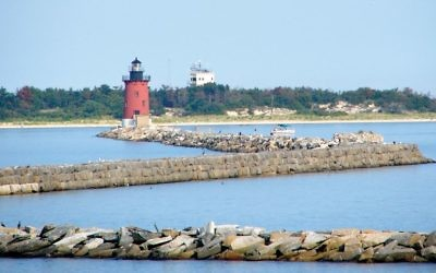 The Delaware Breakwater East End Lighthouse in Lewes, Del. Wikimedia Commons