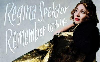 Indie-pop singer Regina Spektor plays SummerStage next week. Wikimedia Commons