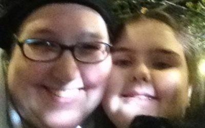 Sara Atkins and her daughter Freida. Courtesy of Sara Atkins